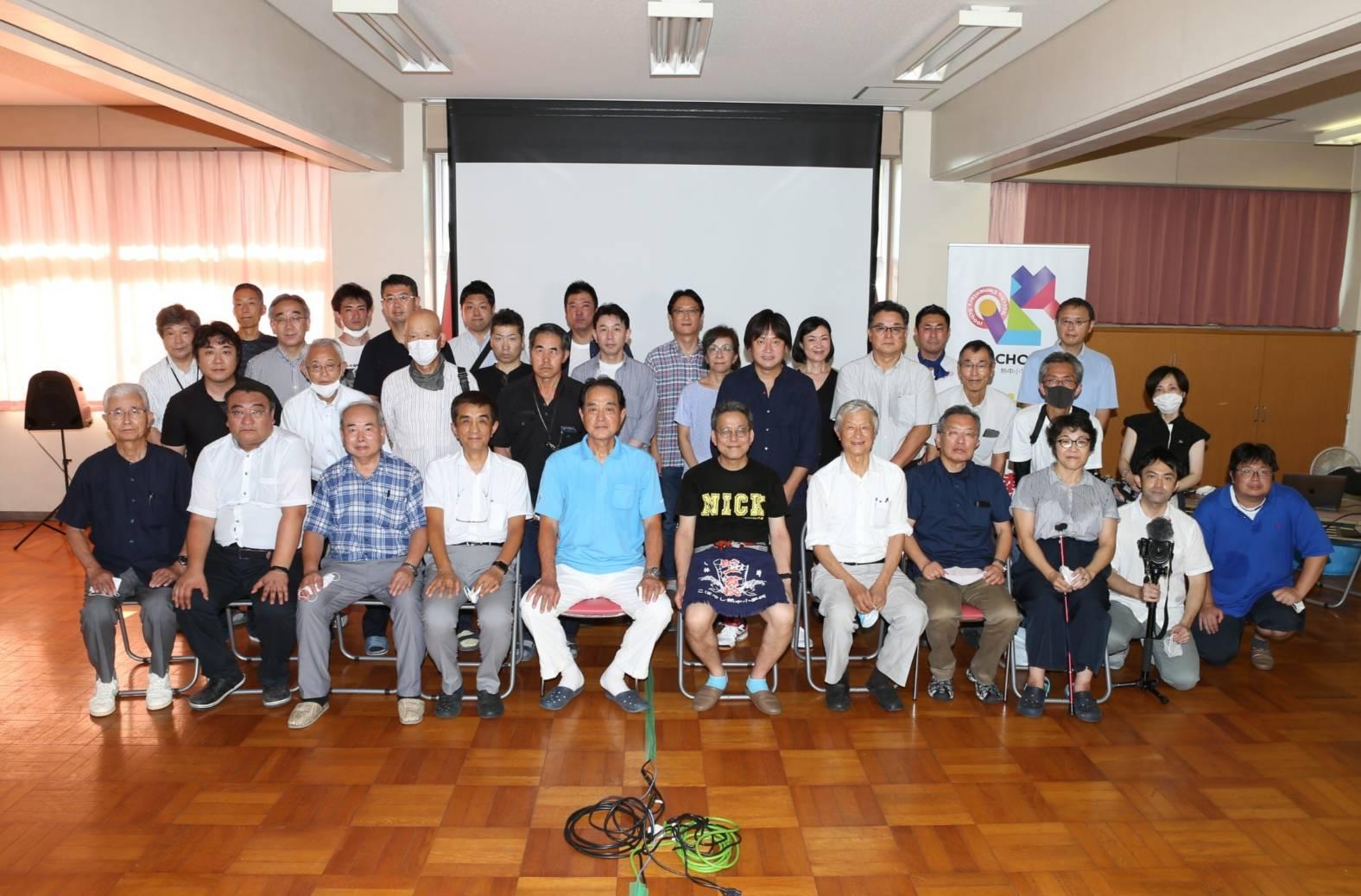 8月29日オープンスクールを開催いたしました。